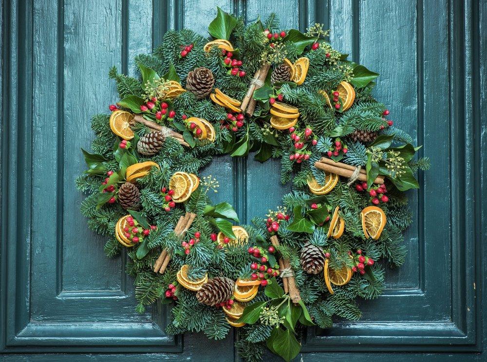 Wreaths at Weaver Gardens.jpg