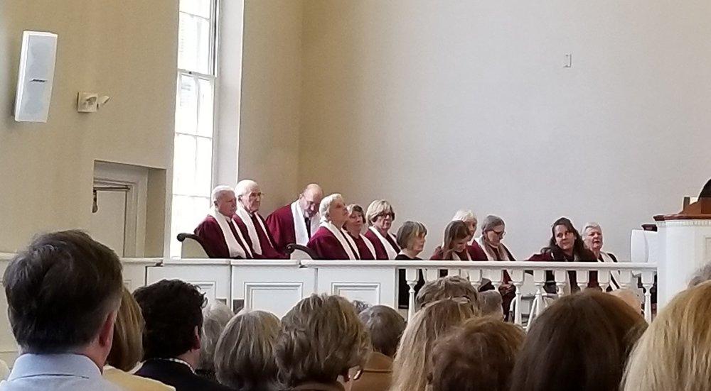 Join the choir -