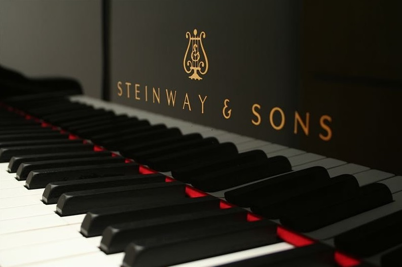 Our 1927 Steinway Model L baby grand piano in the sanctuary was rebuilt in 2013.