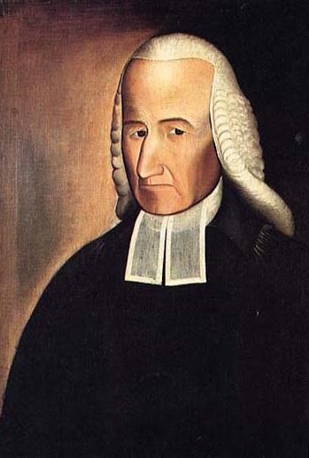 Rev. Samuel Buell