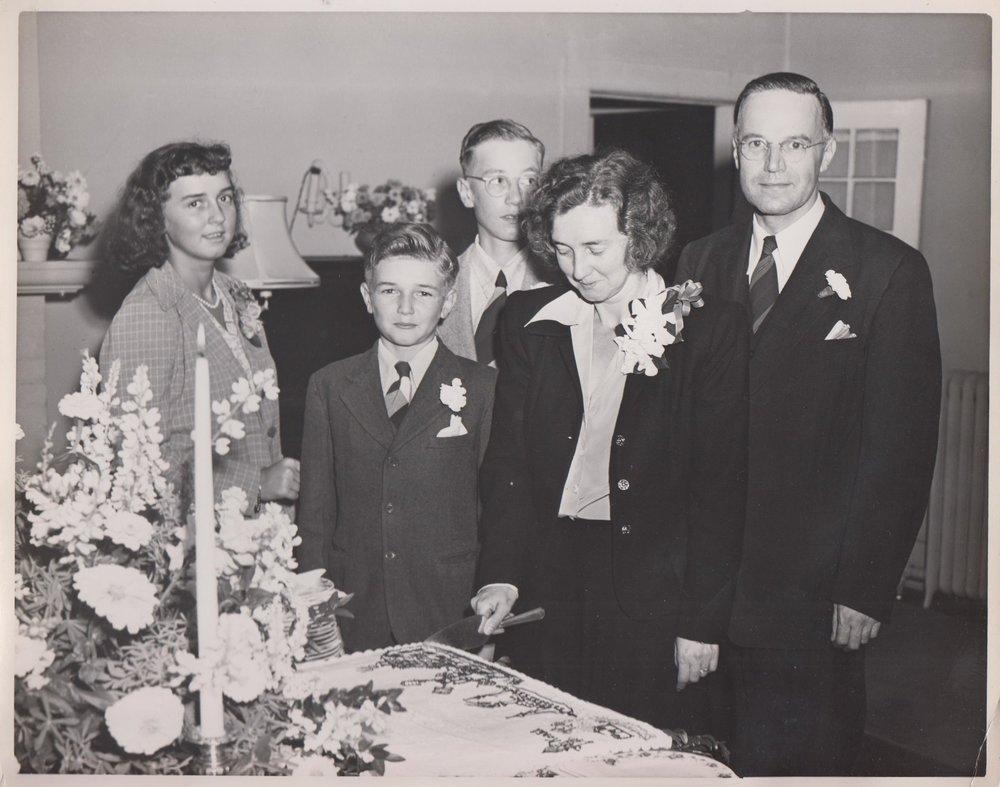 Rev. Francis Kinsler  1942