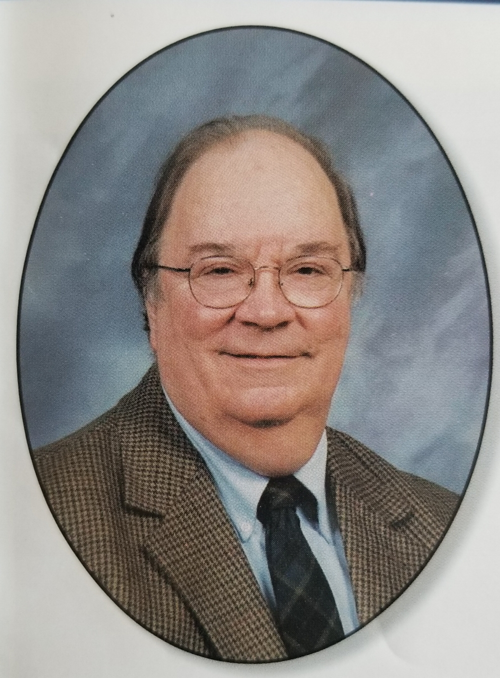 Rev. John Turner Ames 1995