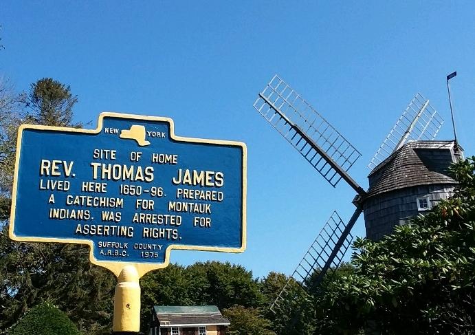 Thomas James 1650