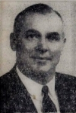 Rev. Paul Trotman Bahner 1949