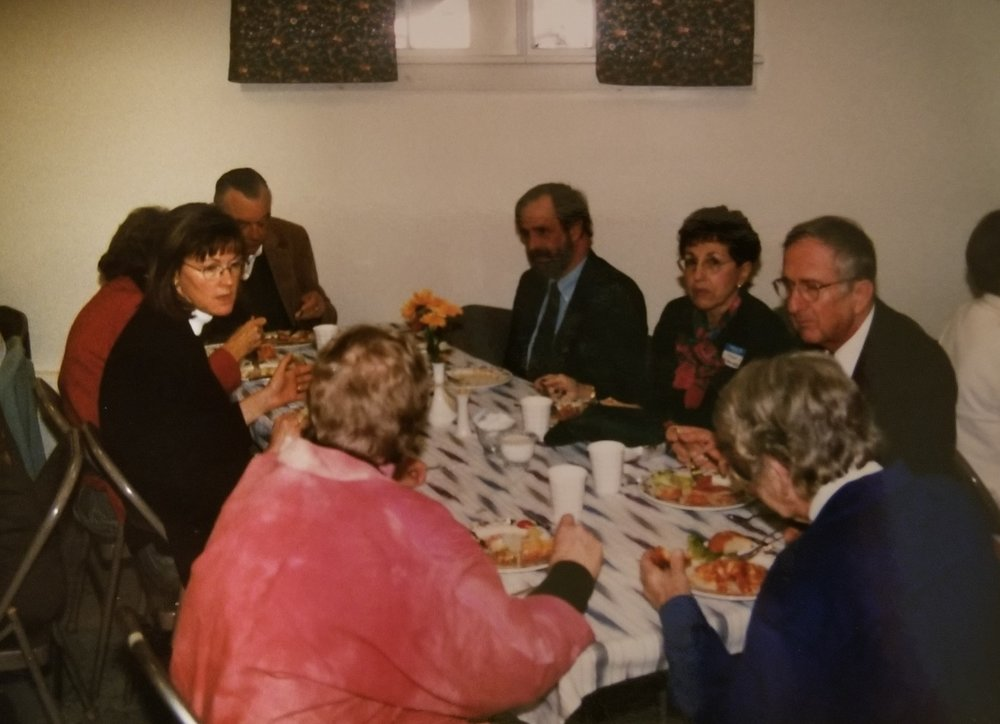 Congregational Dinner 1998