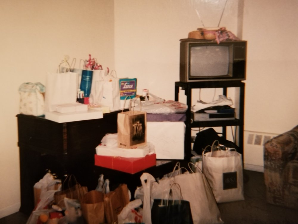 Spring 1998 - Mission Dinner - Supplies for Anna's Orphanage