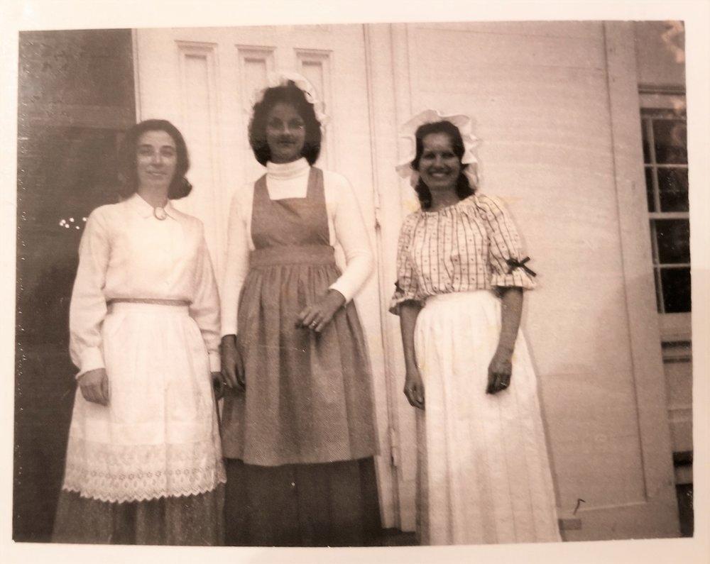 Harriet Edwards, MaryLu Payne & Karen Schultz