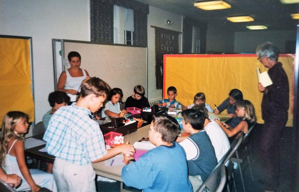 Sunday School 1999