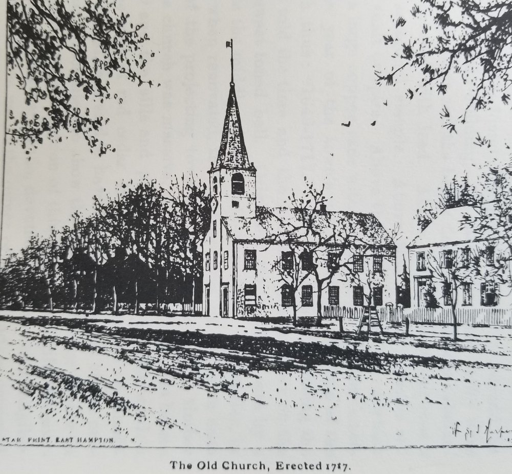 1717 Church Rev. Ely's Church 1836-1945