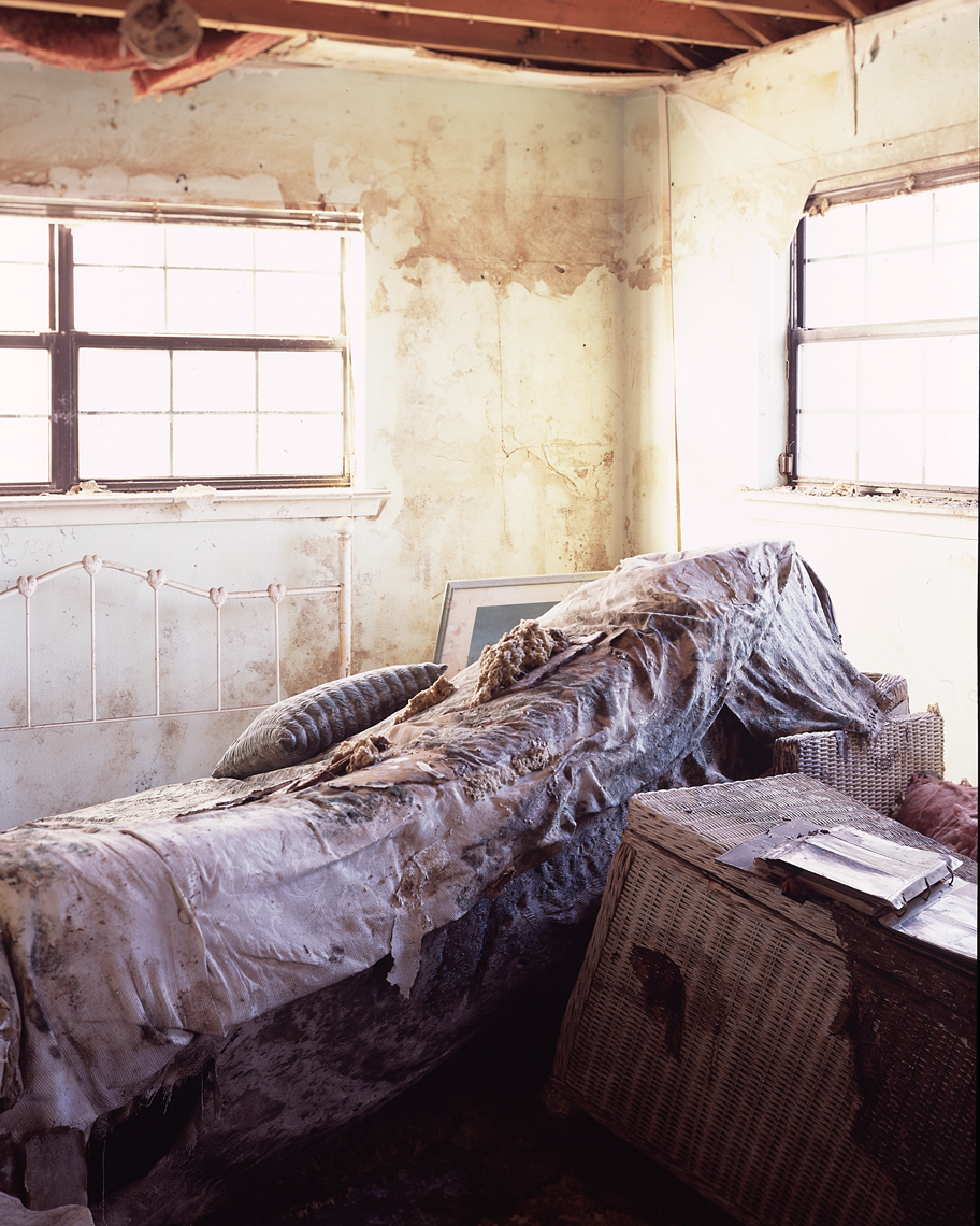 My Childhood Bedroom, September 2005