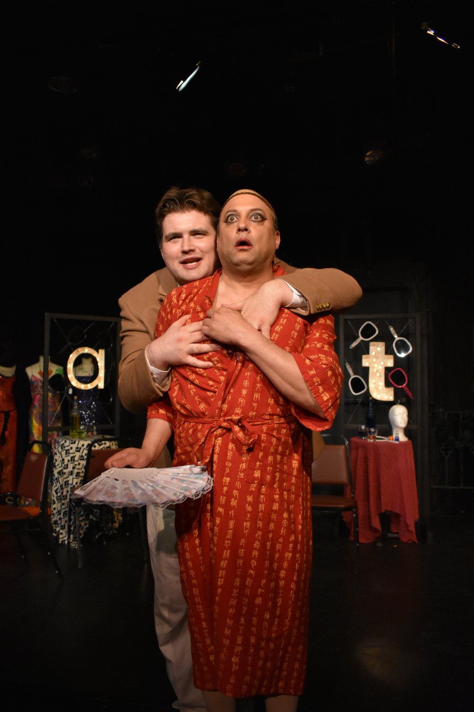 TART - Written and adapted Adrian Lopez-Balbontin from Moliere's Tartuffe