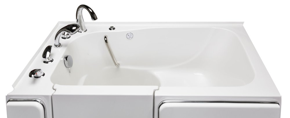 - Walk-in Bathtubs