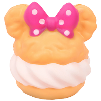Disney Minnie Mouse - Cream Puff