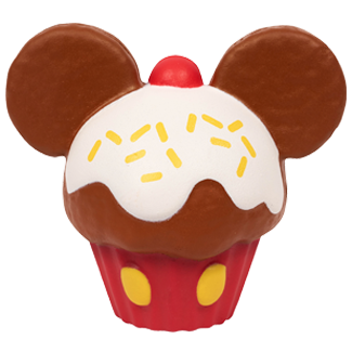 Disney Mickey Mouse - Cupcake