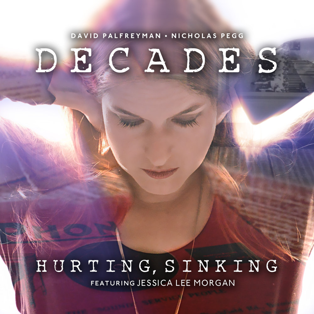 Hurting, Sinking single cover.jpg