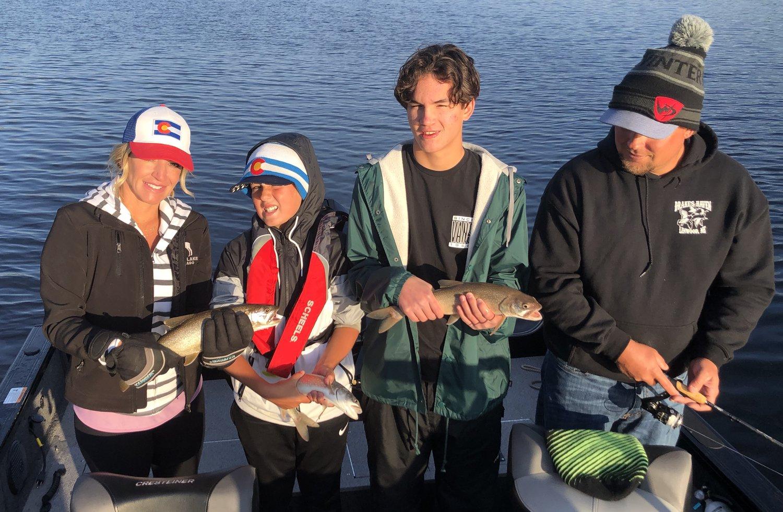 8-12-19 Grand County fishing report — Fishing With Bernie
