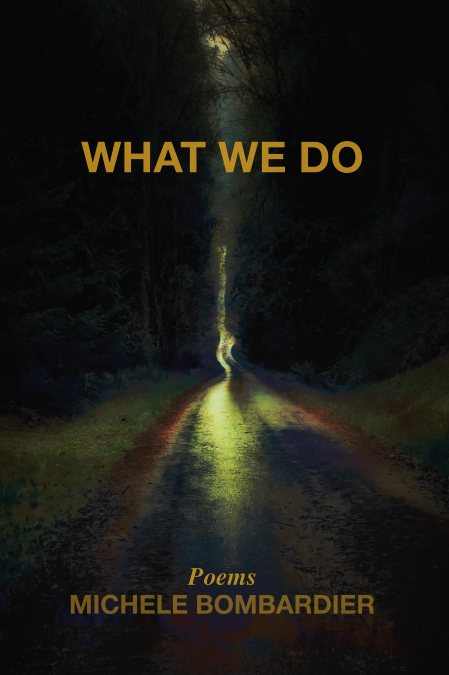 WHAT WE DO is available now at Amazon! -