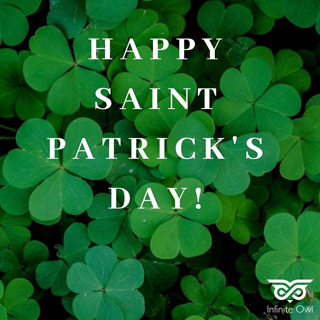 """Luck is believing you're lucky."" -Tennessee Williams. Bet on yourself today and take those next steps to grow your business. . . . . . . #marketing #inboundmarketing #hubspot #march #spring #digitalmarketing #stpatricksday#lucky #happyhour #luckoftheirish #luck #grow #business #believe #grow"