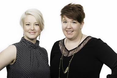 Sheena & Cortney - Founders of The Bra Lounge