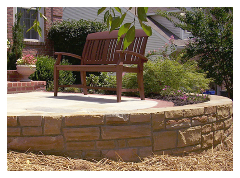 Masonry - Our skilled crews are able to install, rebuild and replace different types of masonry projects with a variety of materials including bricks, segmented block, glass block, stone, pavers, and flagstone.+ structural, retaining, decorative, and planter walls+ patios+ landings+ sidewalks+ steps+ driveways+ sunrooms+ wall modifications