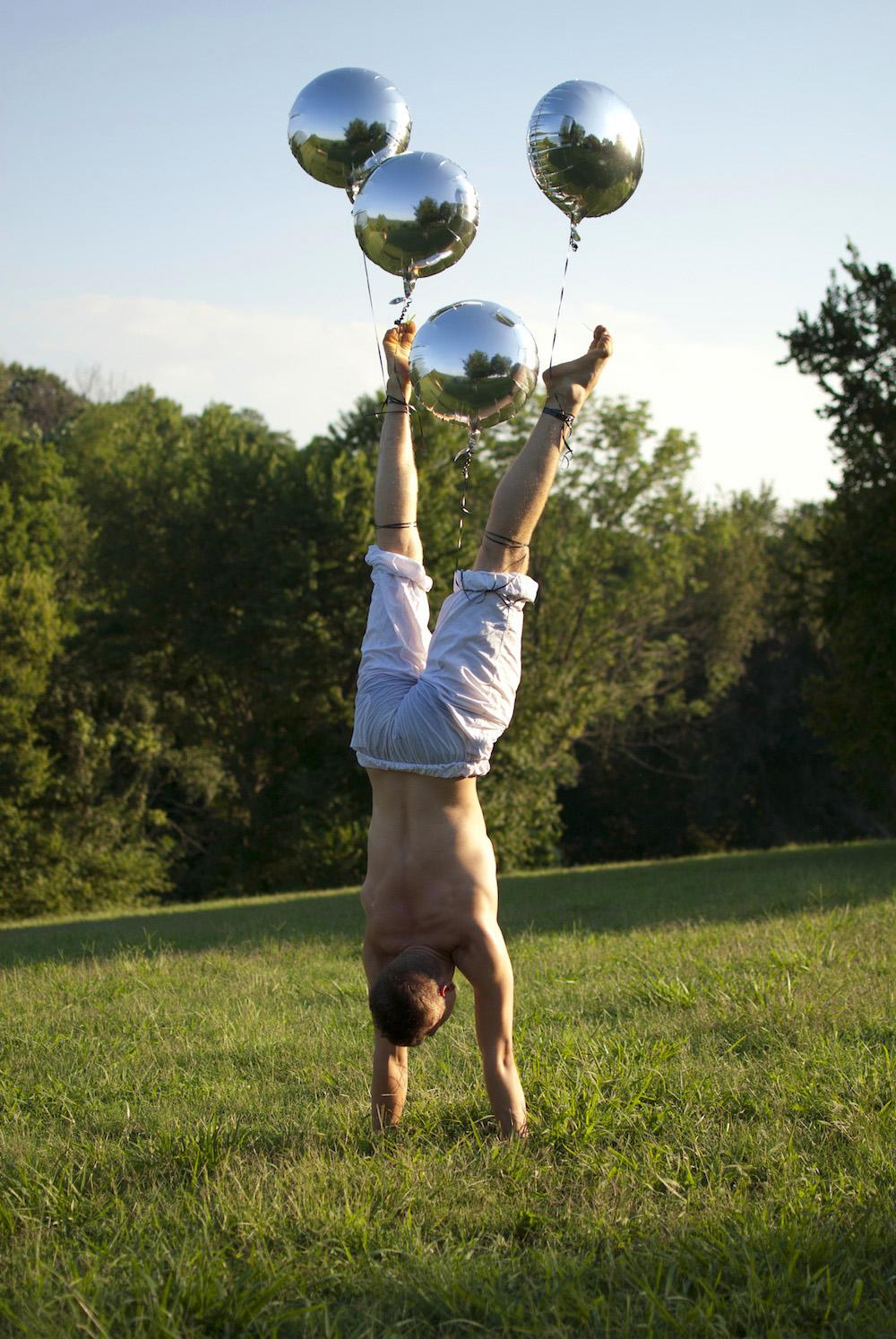 Jordan Clark Circus Performer 2010