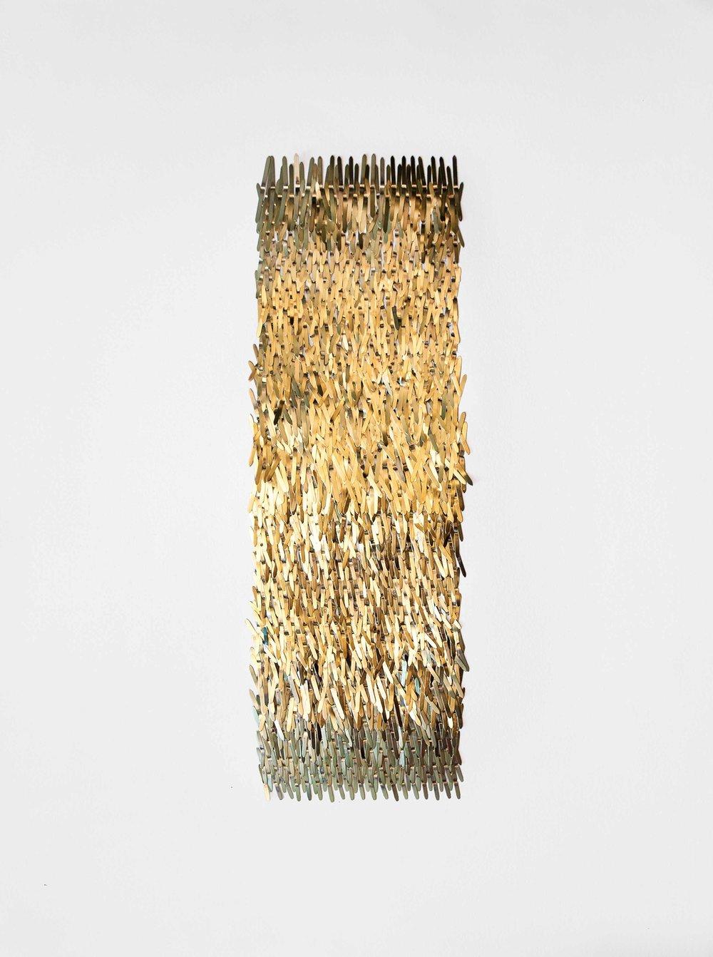 ISpahan - Papier & laiton56 x 76 cm2018Pièce unique(SOLD)