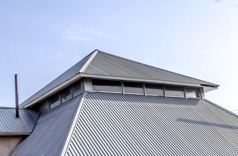 Commercial Roofing - …………………………………….