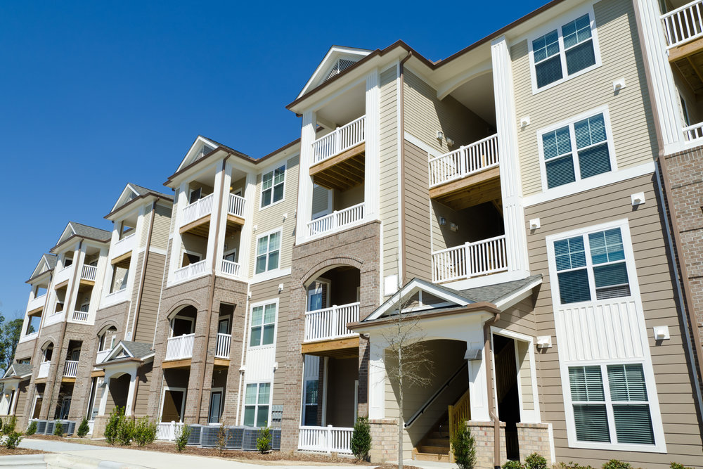 Multi-Family Roofing - ………………………………
