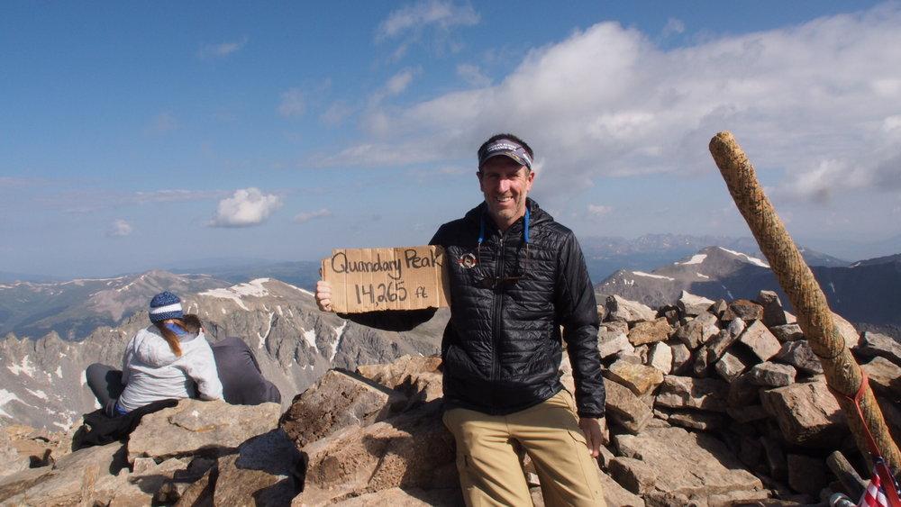 Quandry Peak, CO