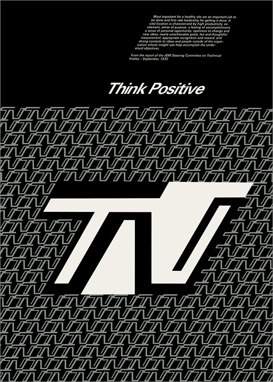 Think Positive, 1969–79