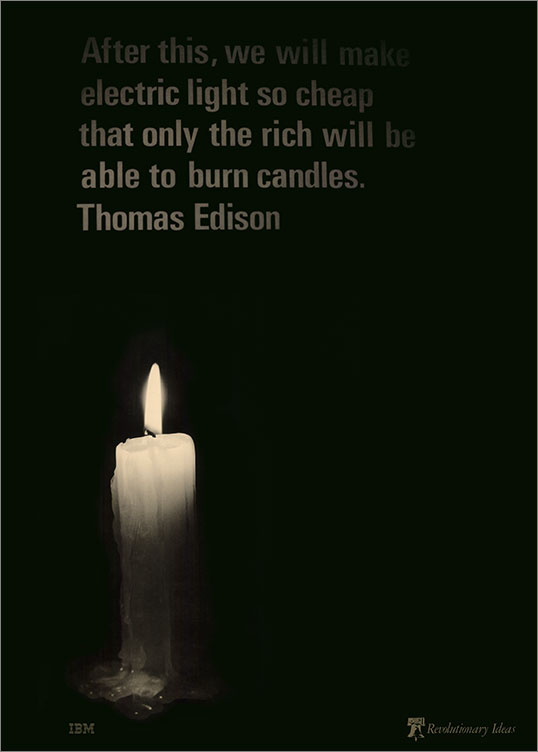 Revolutionary Ideas (Thomas Edison), 1976