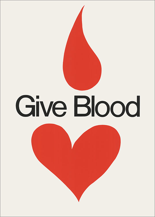 Give Blood, 1974