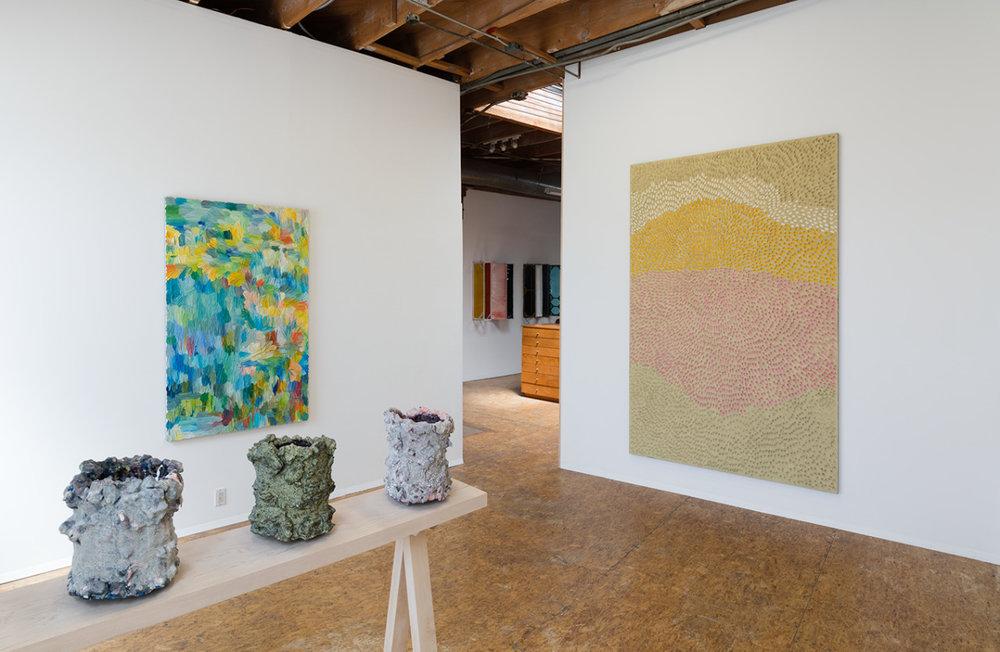 Marinade  Installation View BBQLA, Los Angeles, 2016
