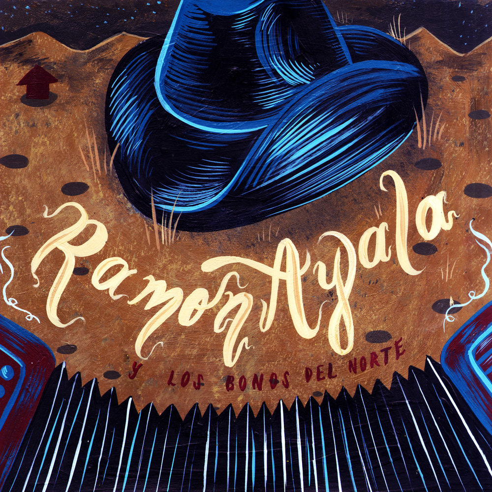 Ramon Ayala album cover