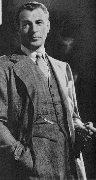 "Gary Cooper: 6'3"" & always dapper"