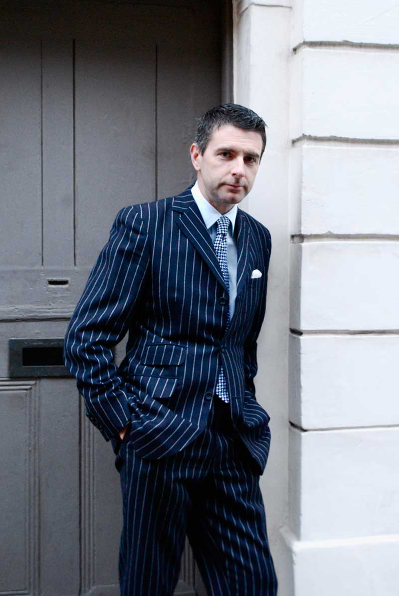 Chalkstripe Suit