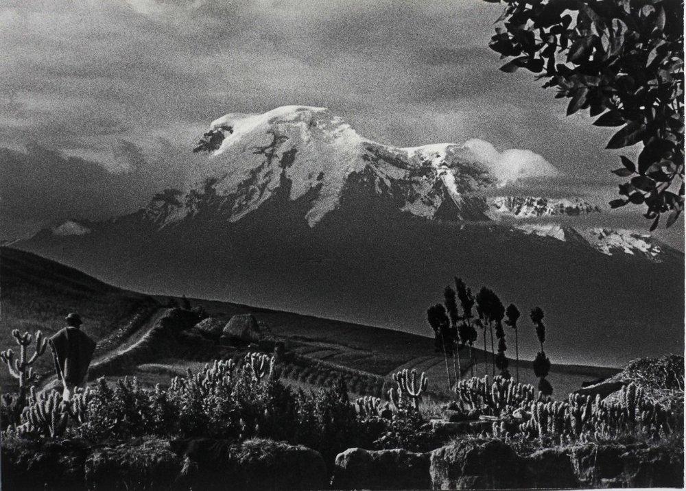 Chimborazo   Ecuador - 1966