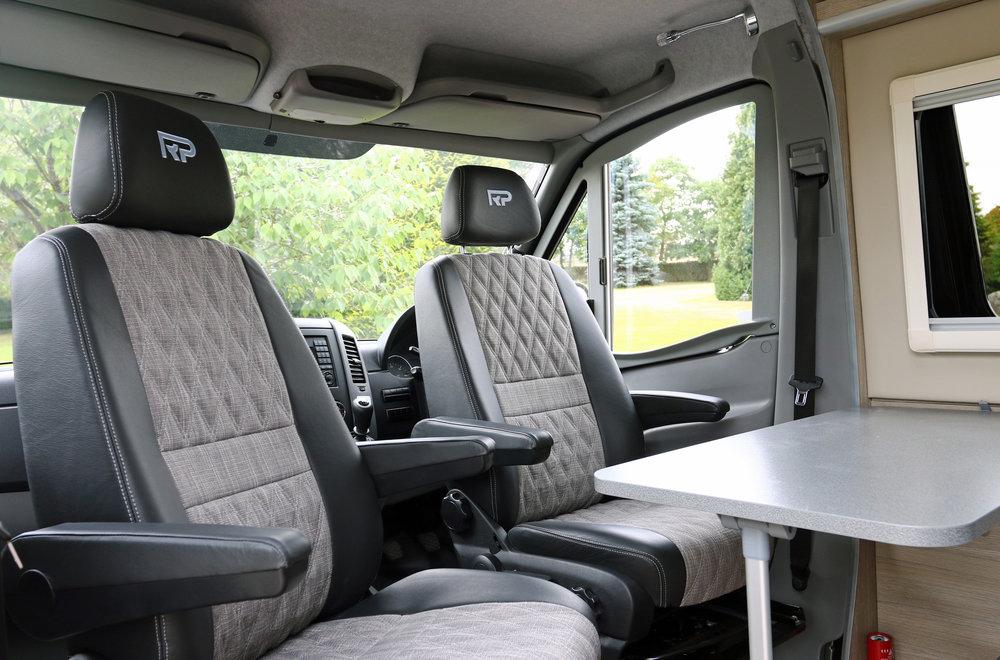Explorer front cab