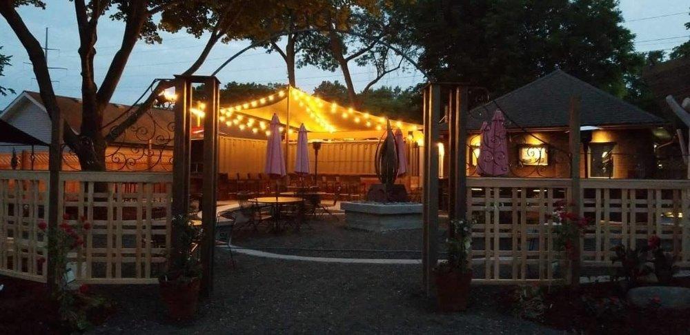 the baaree , pictured June 2018, most awaited beer garden in Milwaukee, WI.