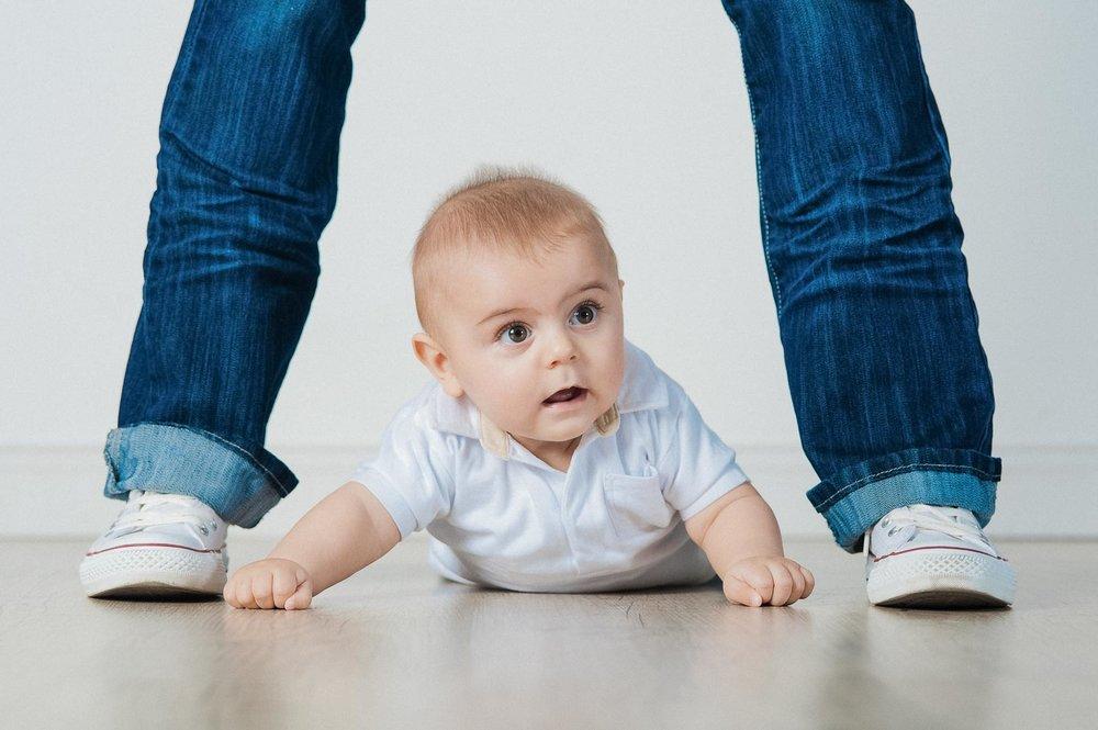 Séance photo bébé en studio à partir de 77€
