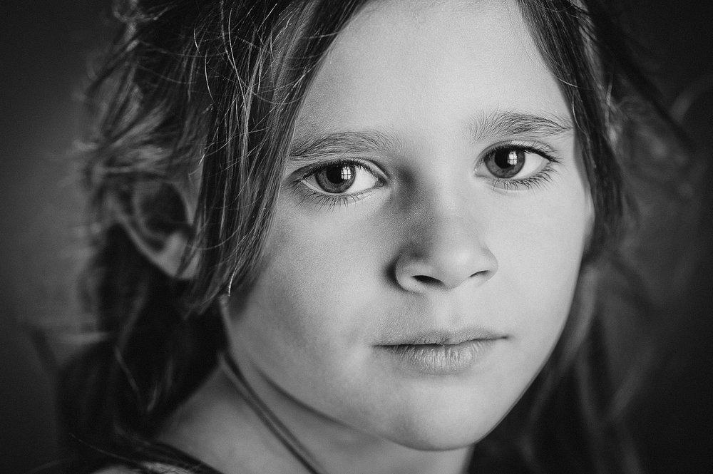 Portrait d'enfant en studio à partir de 77€