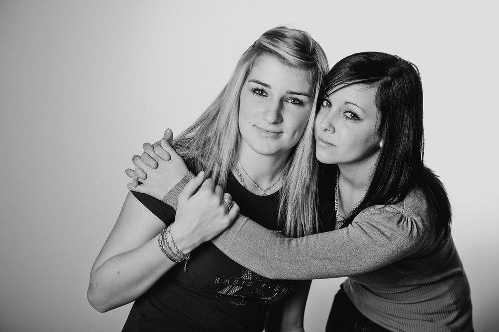 Séance photo entre copines en studio à partir de 77€