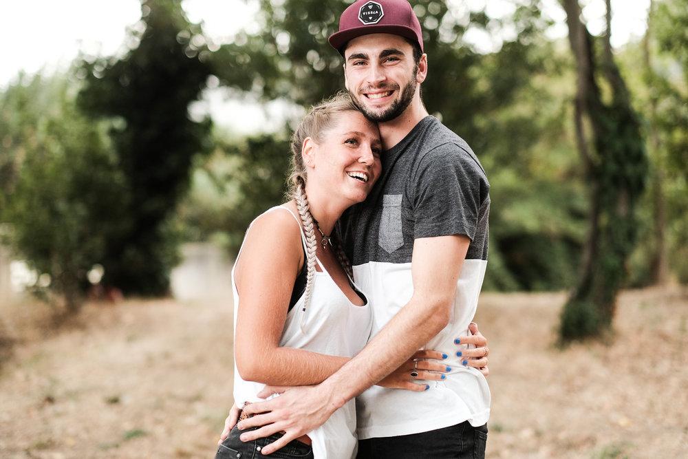 Séance photo pour couple en extérieur à partir de 77€