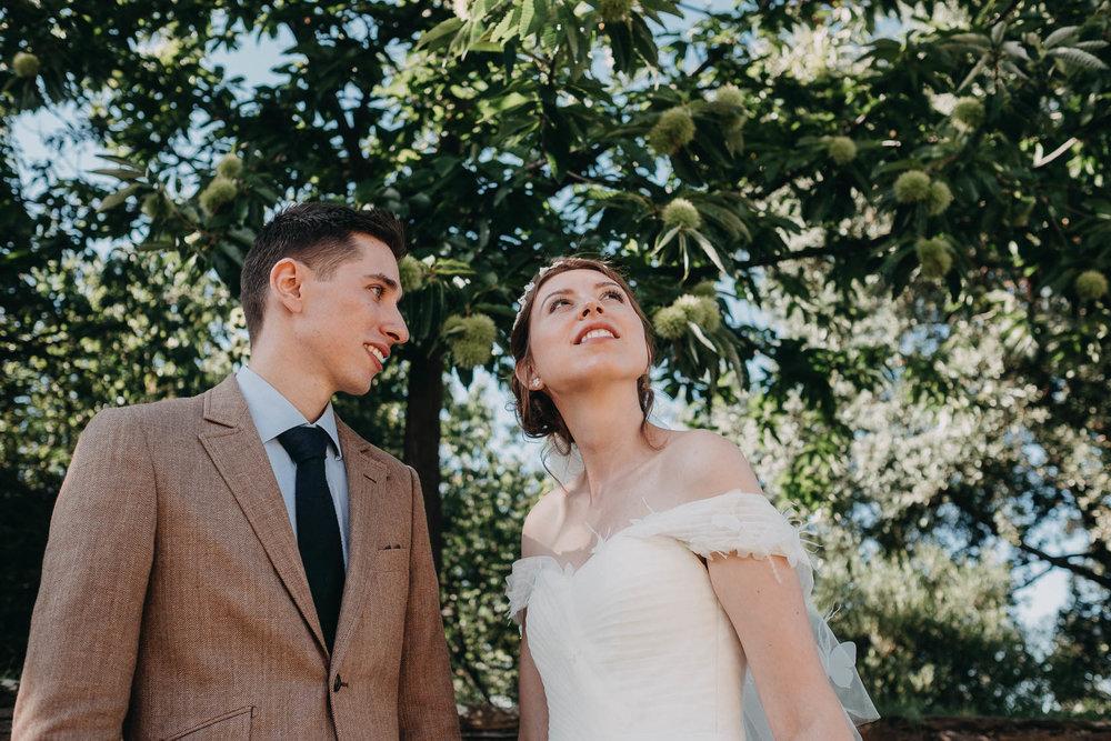 Alex & Julien - Un Mariage au Mas Nouveau de Génolhac en Hautes Cévennes