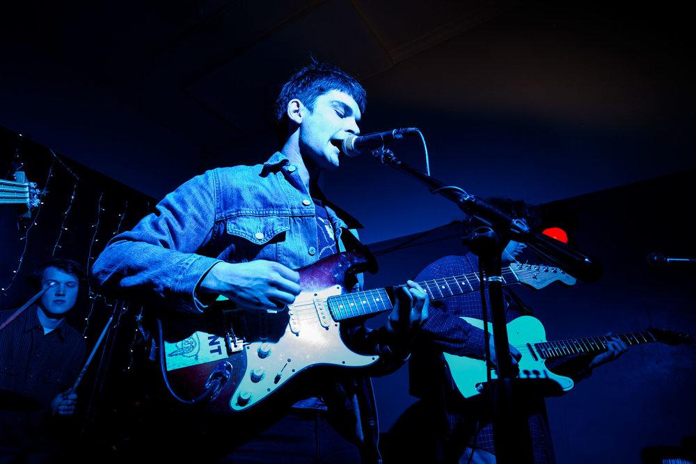Dunedin AMPED concert