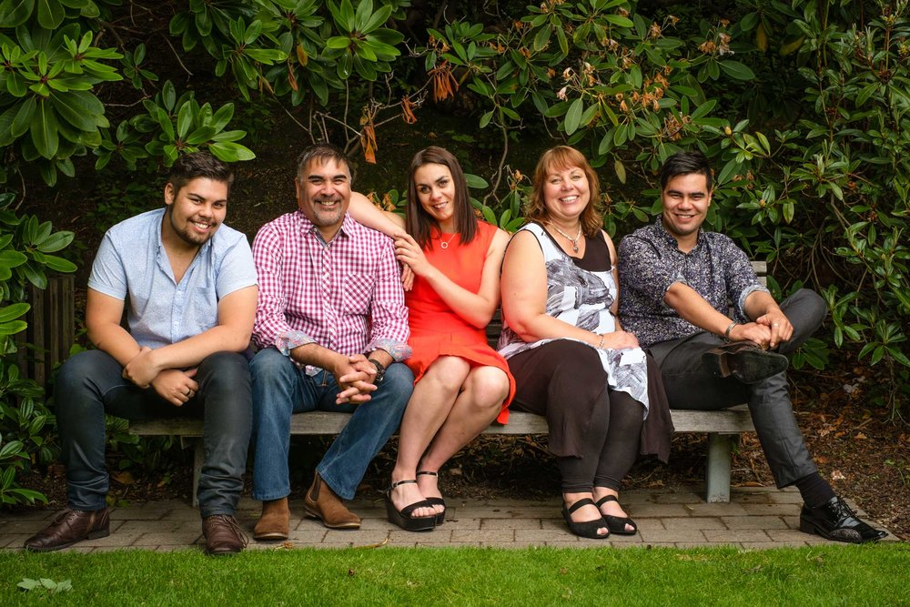 Family photography Dunedin