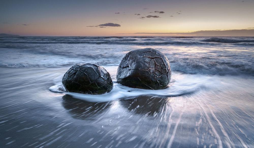 Moeraki Boulders 1