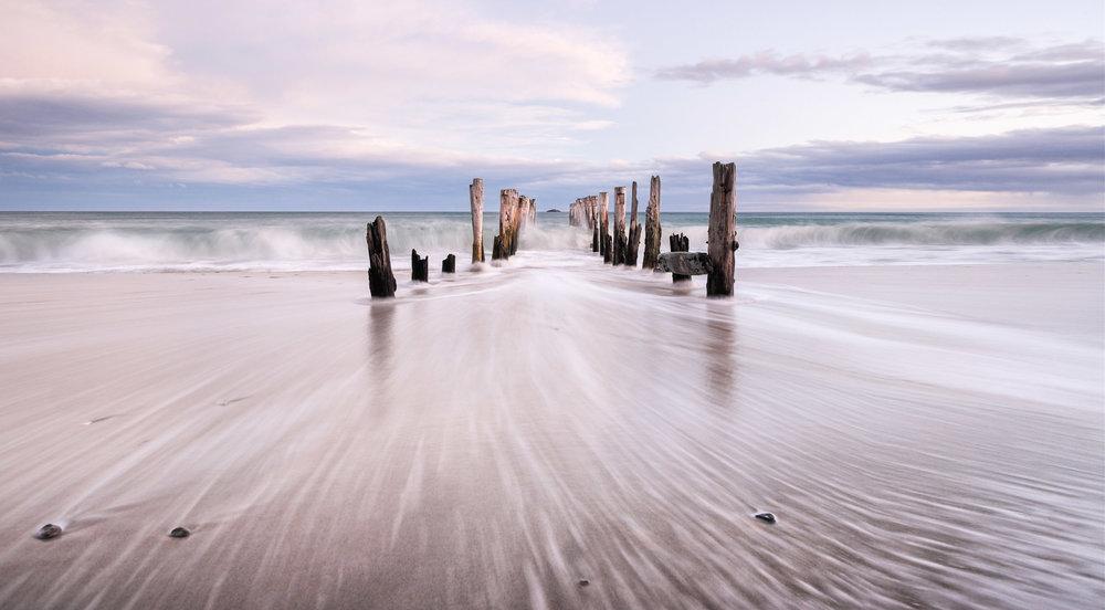 St Clair Beach Poles 7