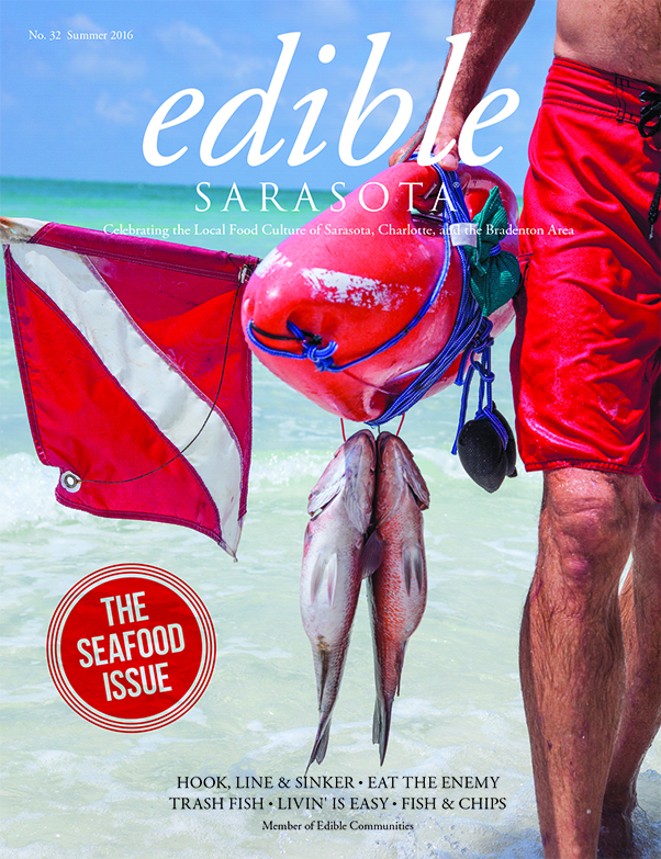 """A fun shoot we did with Edible Magazine where Dale's knobby knees graced the cover!"" Click  Here"