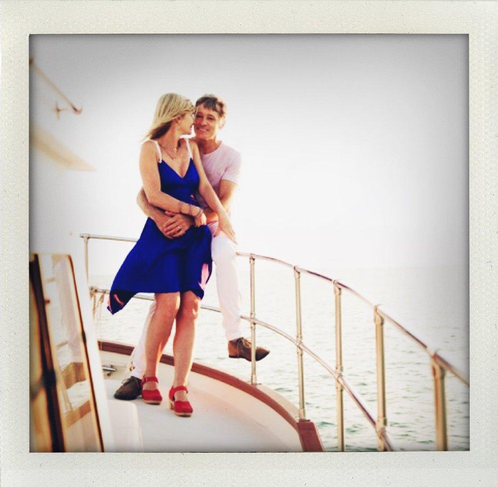 Dale Rieke & Jenny Acheson